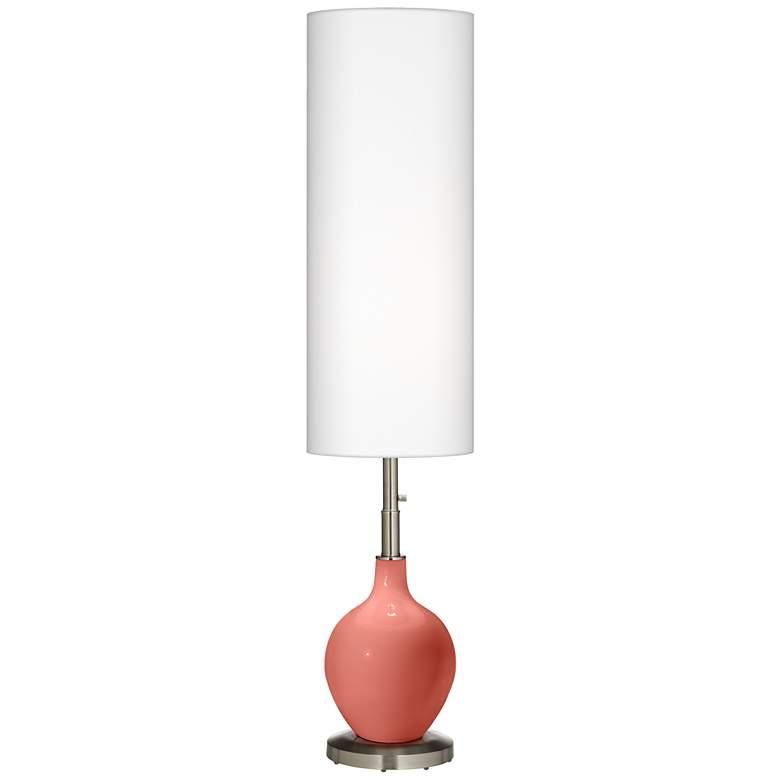 Coral Reef Ovo Floor Lamp
