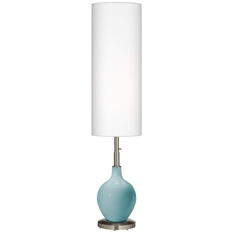 Raindrop Ovo Floor Lamp