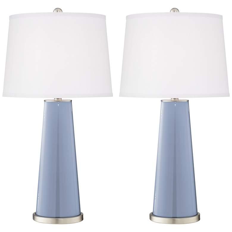 Blue Sky Leo Table Lamp Set of 2