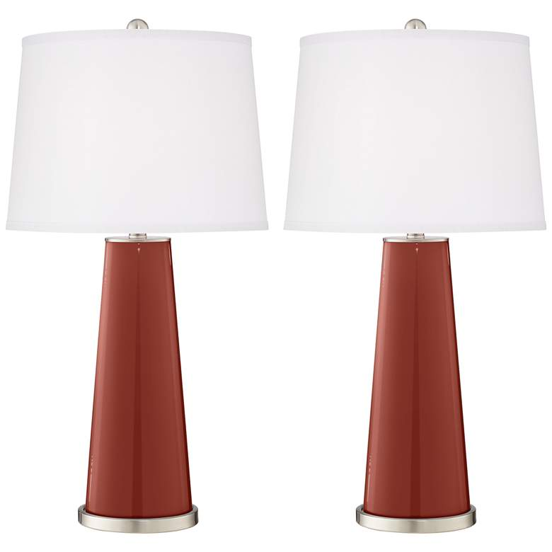 Madeira Leo Table Lamp Set of 2