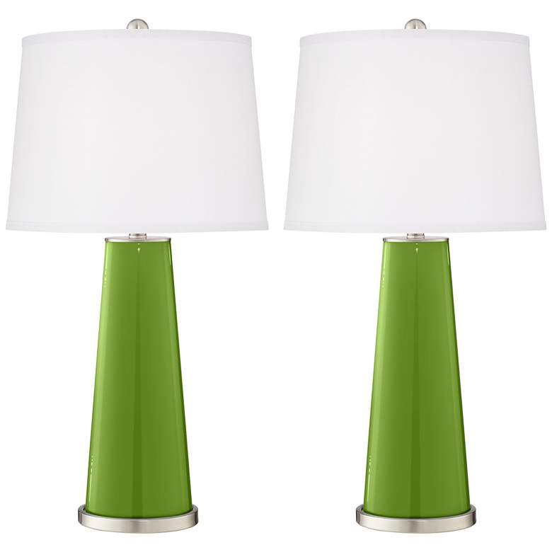 Gecko Leo Table Lamp Set of 2