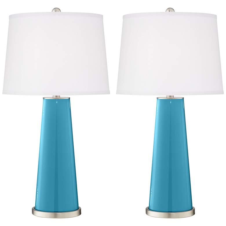 Jamaica Bay Leo Table Lamp Set of 2