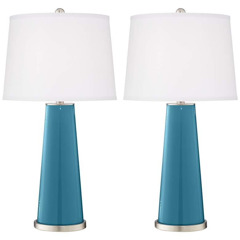 Great Falls Leo Table Lamp Set of 2