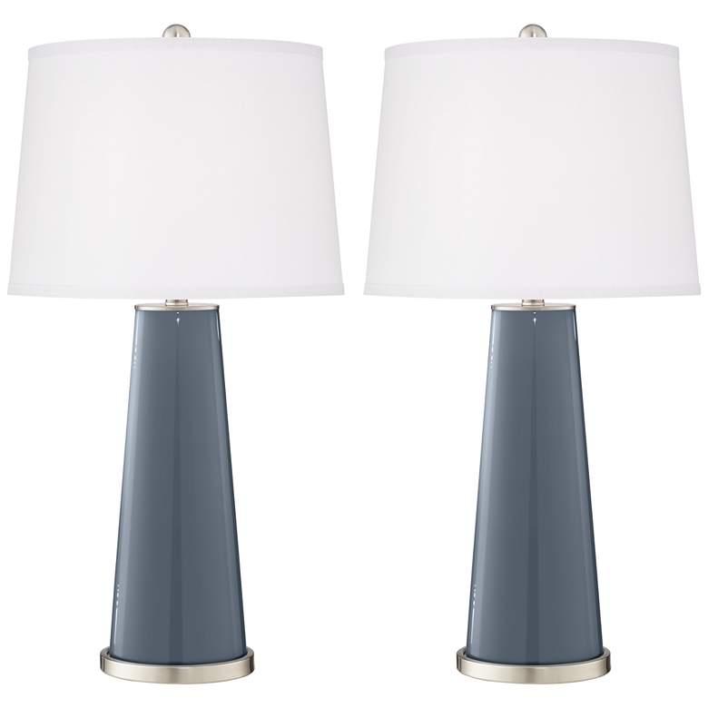 Granite Peak Leo Table Lamp Set of 2