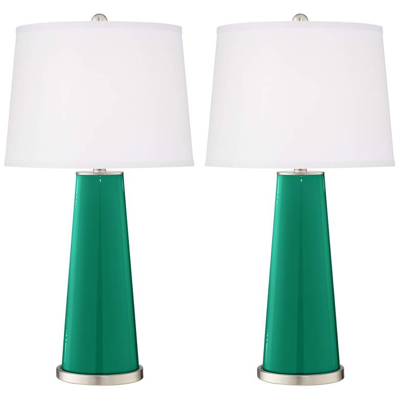 Leaf Leo Table Lamp Set of 2