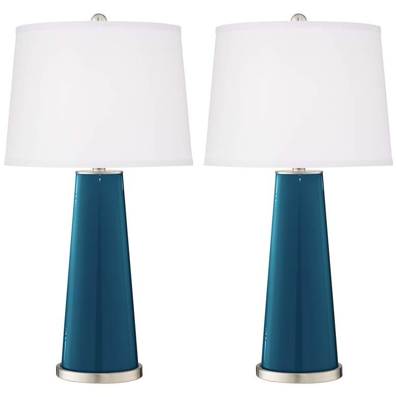 Oceanside Leo Table Lamp Set of 2