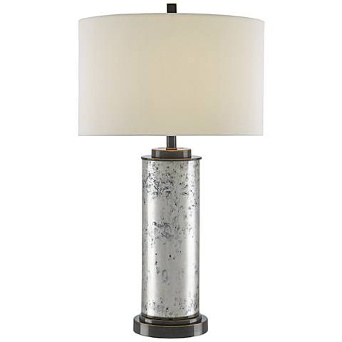 Currey and Company Ariel Mercury Glass Table Lamp