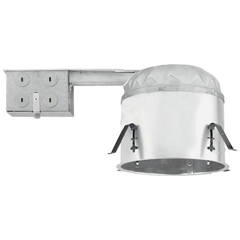"Nicor 6"" Neutral IC Ideal Airtight Remodel LED Housing"