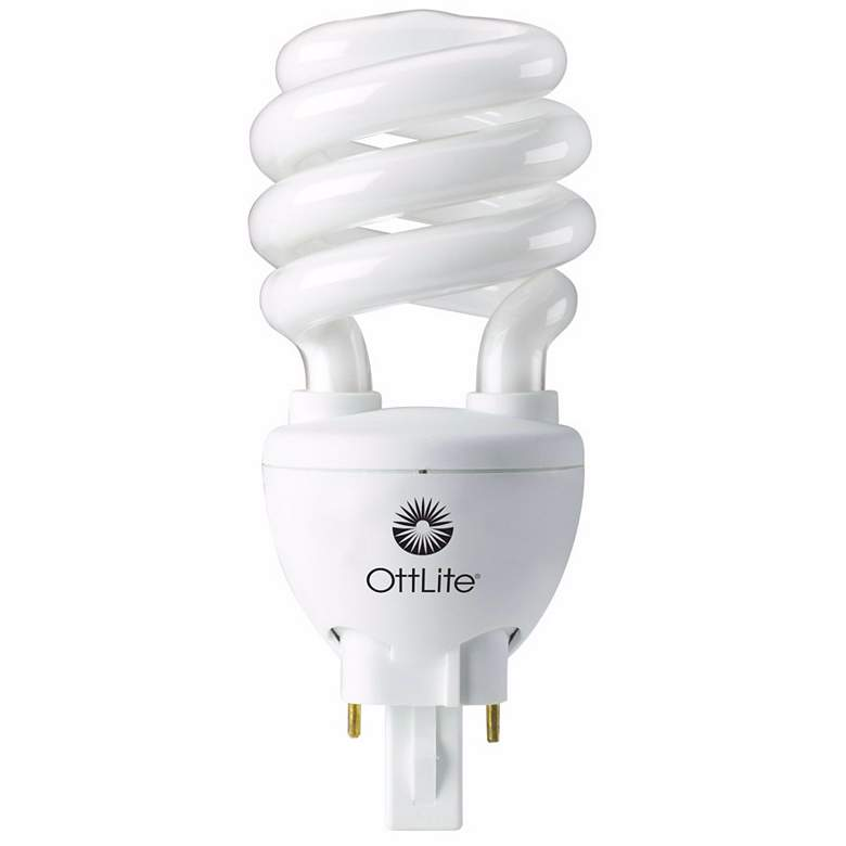 20 Watt Plug-In Base Spiral Light Bulb by