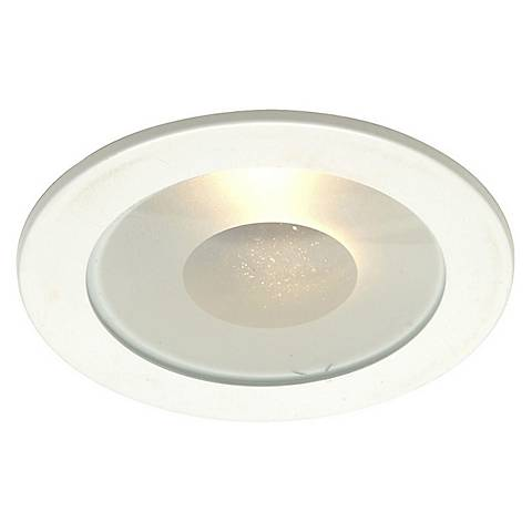 Juno 4 line voltage frosted lens shower recessed light trim juno 4 line voltage frosted lens shower recessed light trim 19460 lamps plus aloadofball Image collections