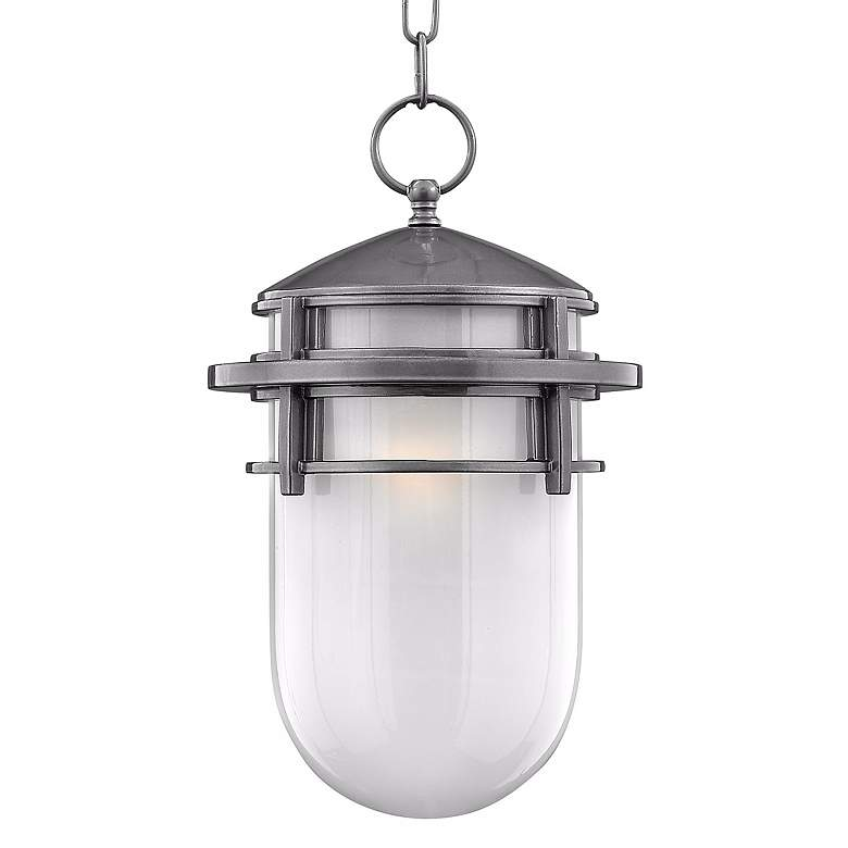 """Hinkley Reef Collection 15 1/4"""" High Outdoor Hanging Light"""