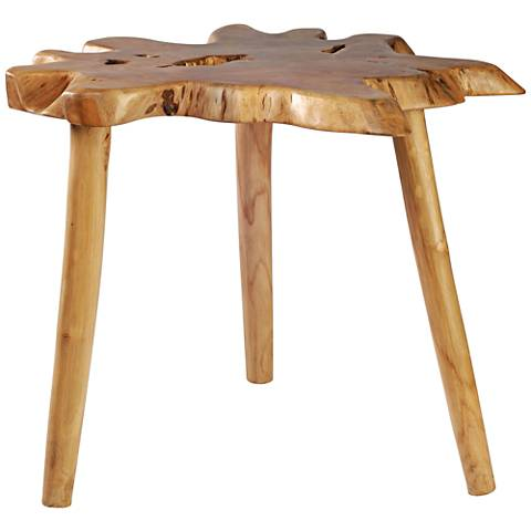 Zuo Ancient Natural Wax Wood Coffee Table