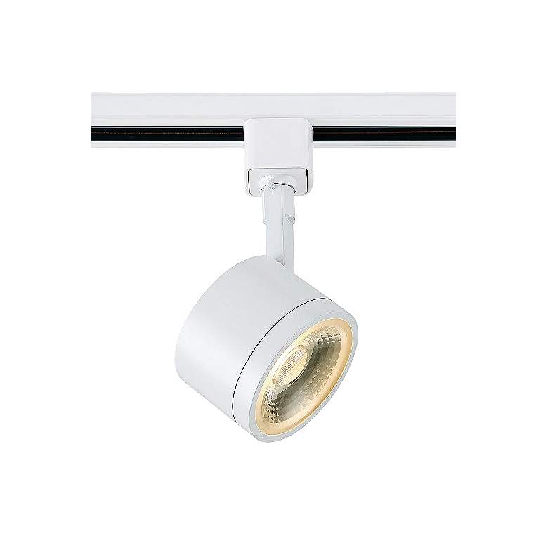 12 Watt White Round LED Track Head for Halo Systems