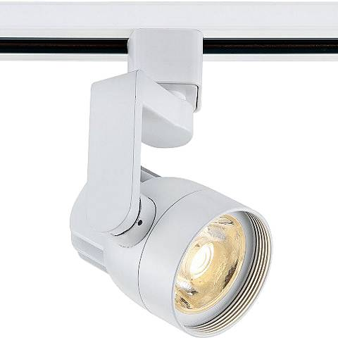12 Watt White Angle Arm LED Track Head for Halo Systems