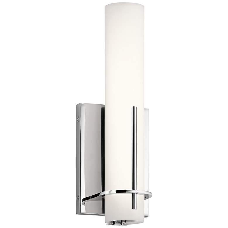 "Elan Traverso™ 13"" High Chrome LED Wall Sconce"
