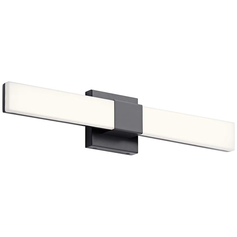 "Elan Neltev™ 24"" Wide Bronze LED Bath Light"