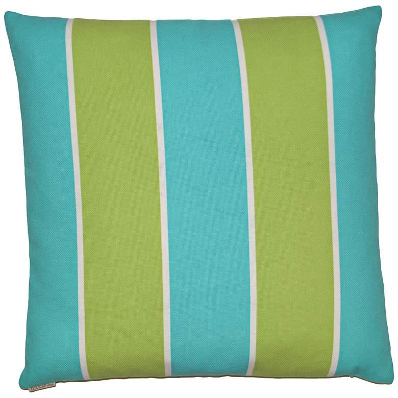 "Cabana 22"" Square Indoor-Outdoor Throw Pillow"