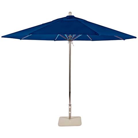 Newport Coast 10 3/4-Foot Pacific Blue Patio Umbrella