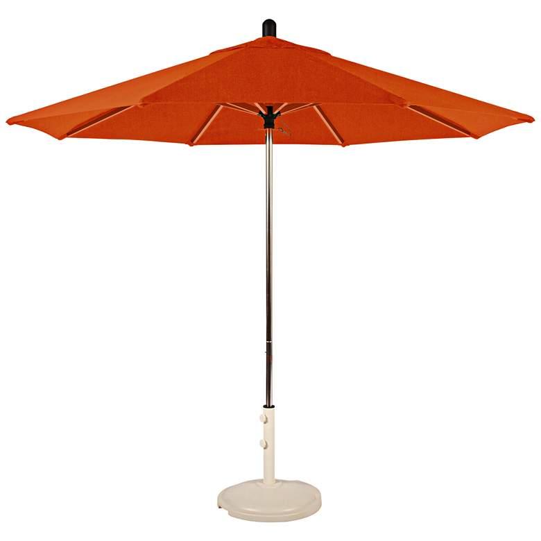 Santa Barbara 8 3/4-Foot Tuscan Sunbrella Patio Umbrella
