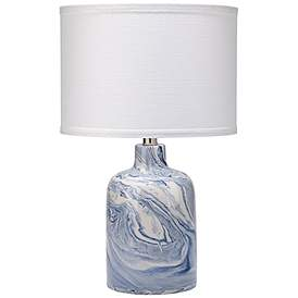 Blue Jamie Young Company Contemporary Table Lamps Lamps Plus