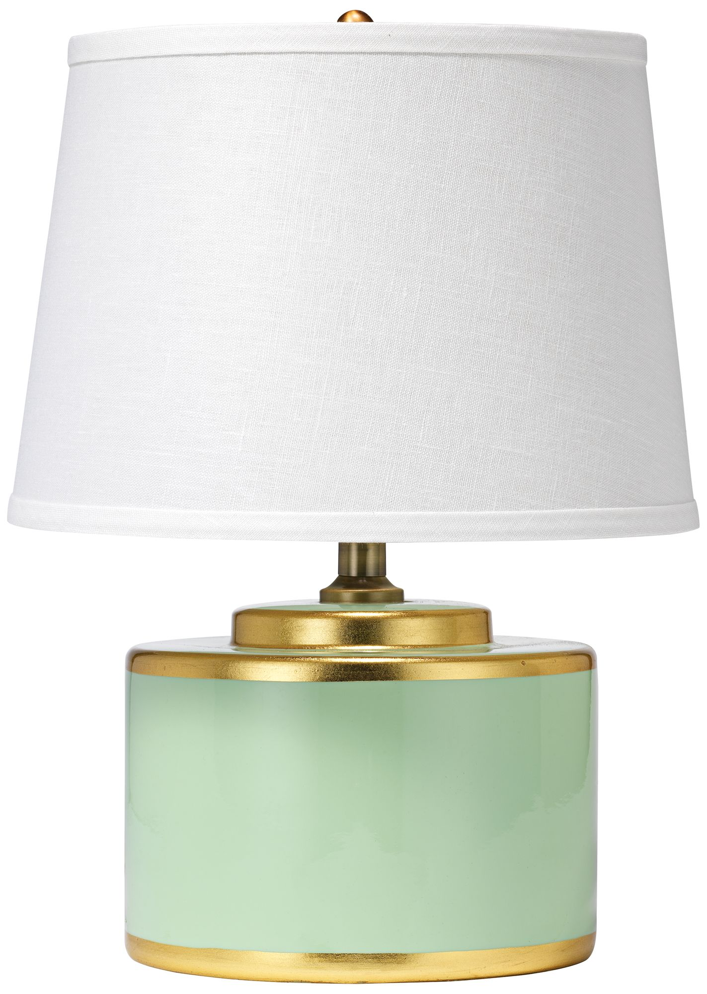 Amazing Jamie Young Basin Seafoam Green 2 Tier Ceramic Table Lamp   #19Y25 | Lamps  Plus Design