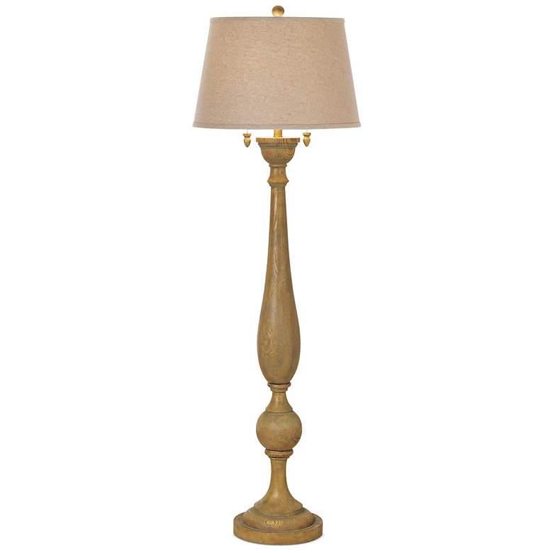"Kathy Ireland Grand Maison 61 1/2"" High Floor Lamp"