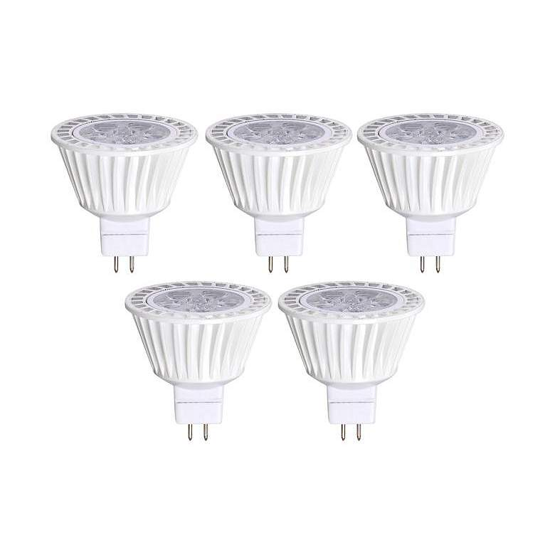 50W Equivalent Bioluz 7W LED Dimmable MR16 Bulb