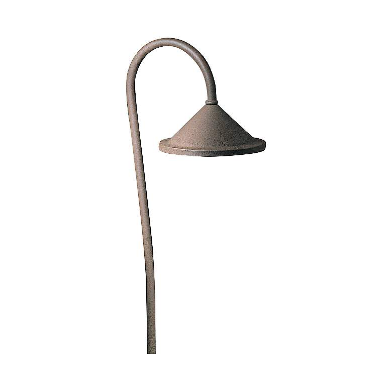 "Berkeley 27"" High Rustic Clay Bo Peep Outdoor Path Light"