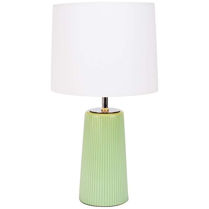 Martha Le Gl Table Lamp With
