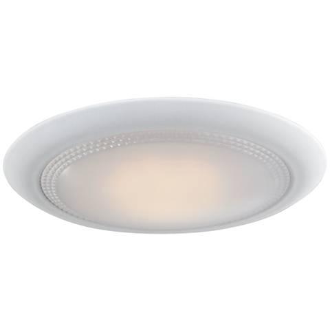 """Circlet 4"""" LED White Recessed Light Conversion Kit"""