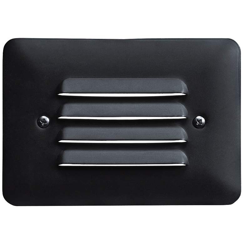 "Kichler Landscape 5"" Wide Black 3000K LED Mini"