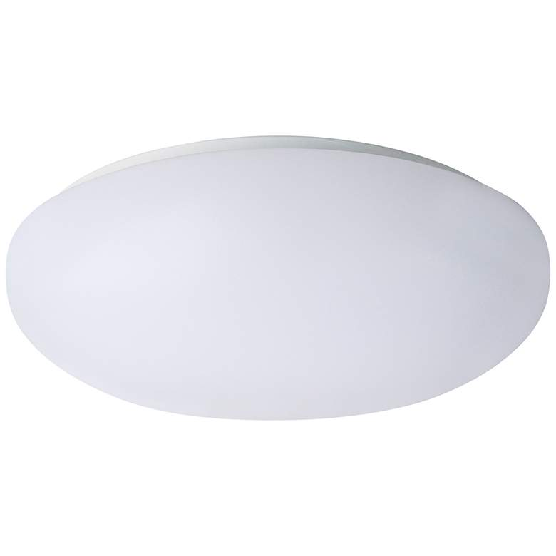 """Eco-Star Cloud 14"""" Wide LED Circular White Ceiling Light"""