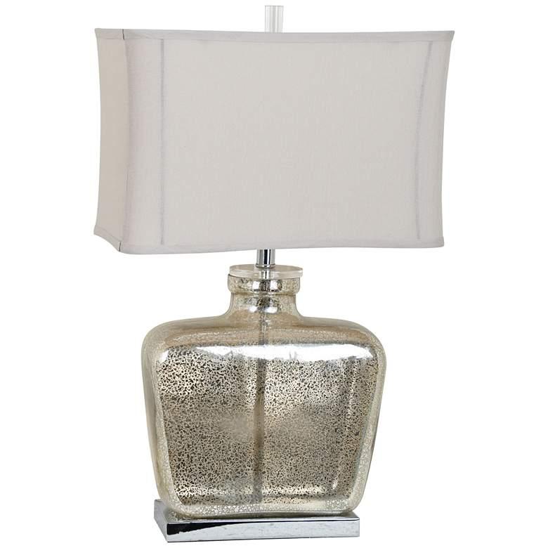 Crestview Collection Celine Mercury Glass Table Lamp