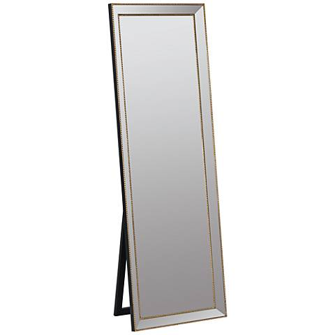 Kyson Gold Metal 24 Quot X 68 Quot Full Length Floor Mirror