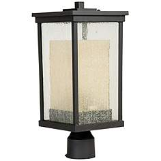 Craftmade post light outdoor lighting lamps plus riviera 18h oil bronze outdoor post light mozeypictures Images