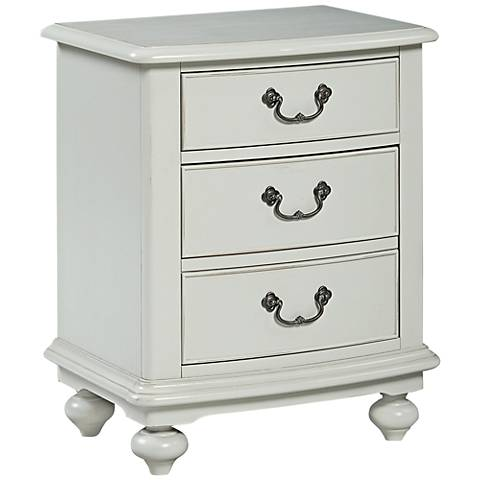 Inspirations Morning Mist 2-Drawer Nightstand