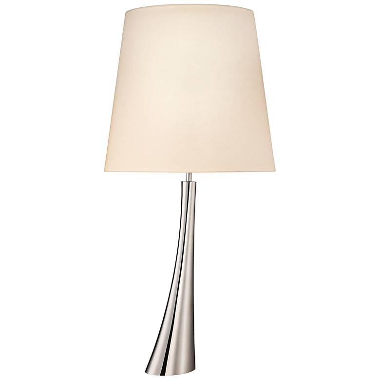 Sonneman Elan Polished Nickel Table Lamp