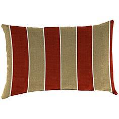 """Wickenburg Cherry 18""""x12"""" Accent Indoor-Outdoor Pillow"""