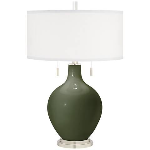 Secret Garden Toby Table Lamp