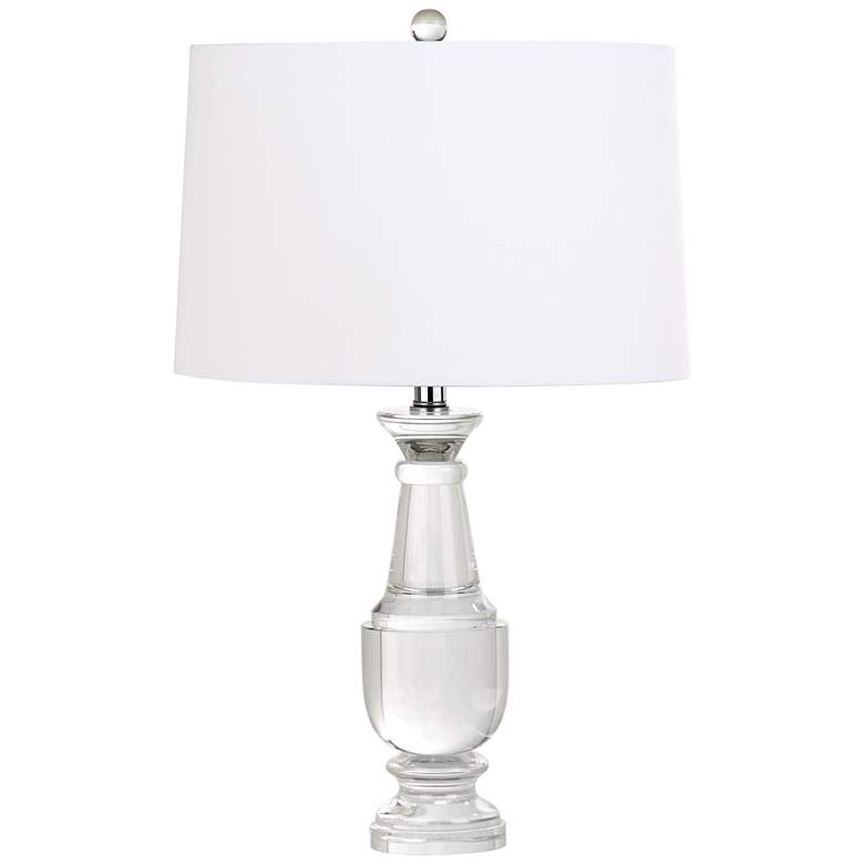 Bardi Trophy Solid Crystal Table Lamp