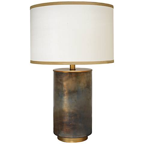 Jamie Young Vapor Medium Midnight Ombre Table Lamp