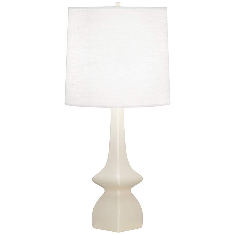 Robert Abbey Jasmine Bone Ceramic Table Lamp