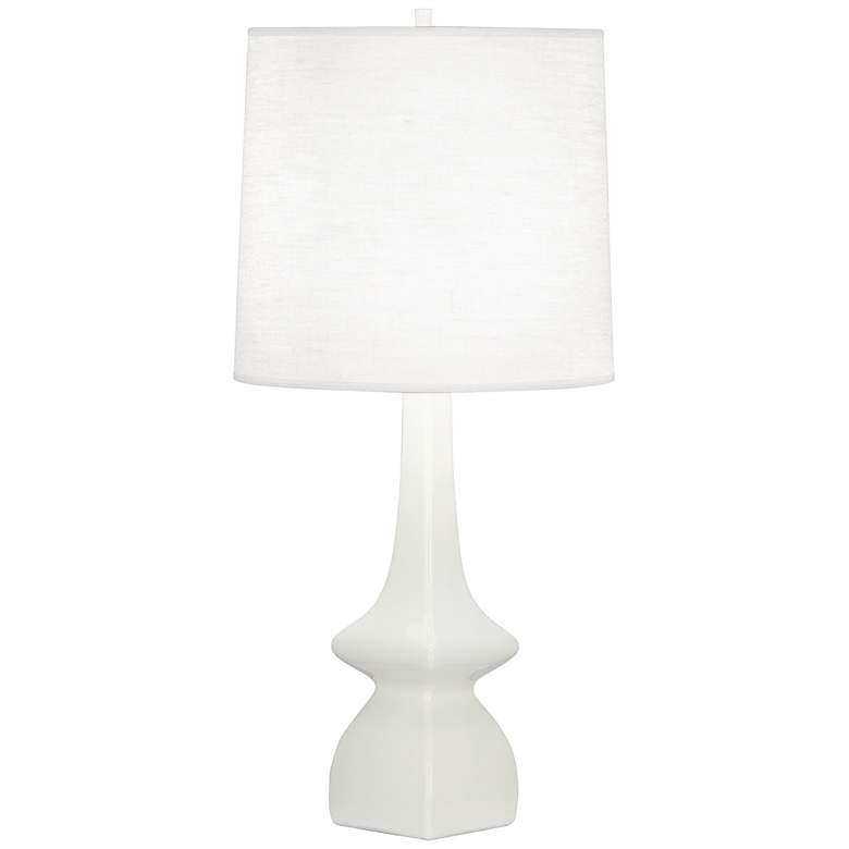 Robert Abbey Jasmine Lily Ceramic Table Lamp