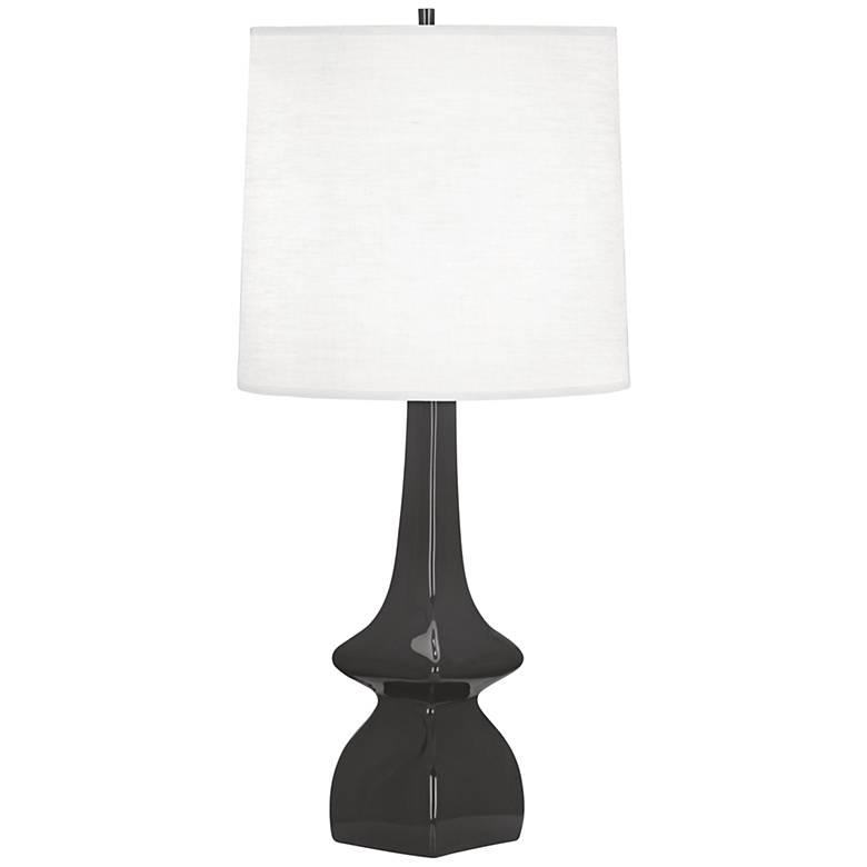 Robert Abbey Jasmine Ash Ceramic Table Lamp
