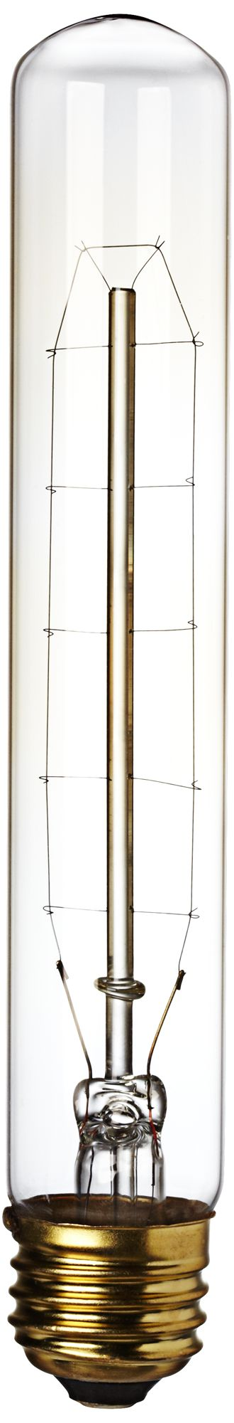 Vintage Style Edison 30 Watt T9 Tube Light Bulb