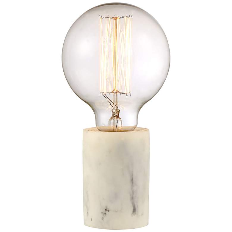 Ivan Edison Bulb Accent Lamp