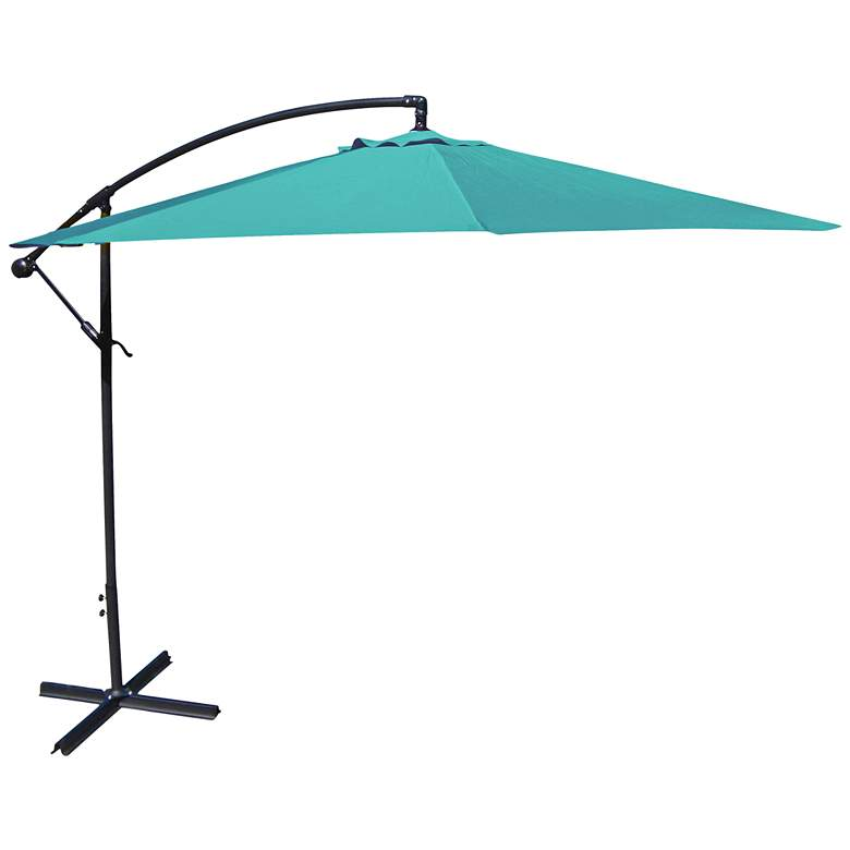 Carlsbad Aruba 10' Steel Offset Umbrella
