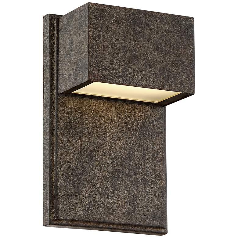 "Possini Euro Design Lyons 8""H LED Outdoor Light"