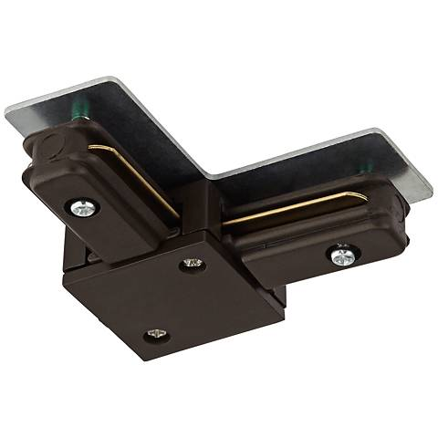 "Pro Track Bronze Adjustable ""L"" Connector Track Joiner"