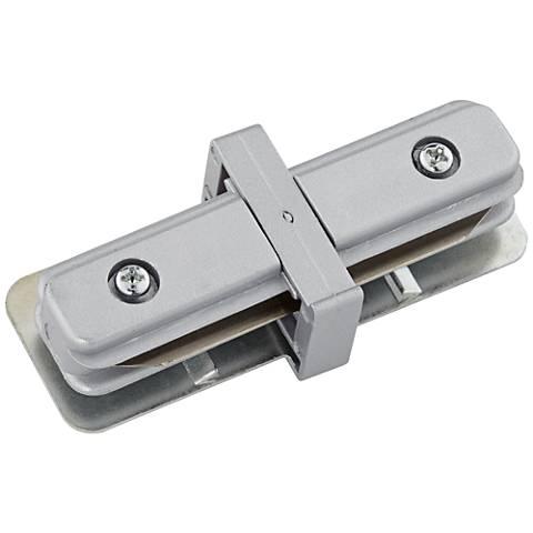 Pro Track Silver Mini Straight Connector Track Joiner